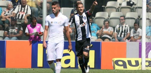 Mais um jogo considerado fácil que o Santos desperdiça a chance de ganhar 3 pontos. (Foto: Guilherme Dionízio/Estadão Conteúdo)