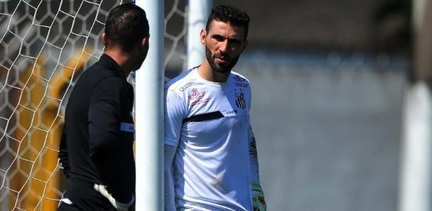 Vanderlei e Vladimir devem ter seus contratos estendidos com o Santos para as próximas temporadas. (Foto: www.uol.com.br)