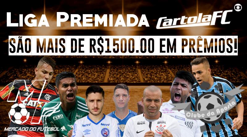 Liga Premiada Cartola MF